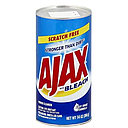 [61050] Ajax Cleanser W/Bleach 24/14 oz