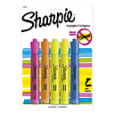 [N2029067] Resaltador Sharpie Major Tank Sharpie Tx5 Surtido