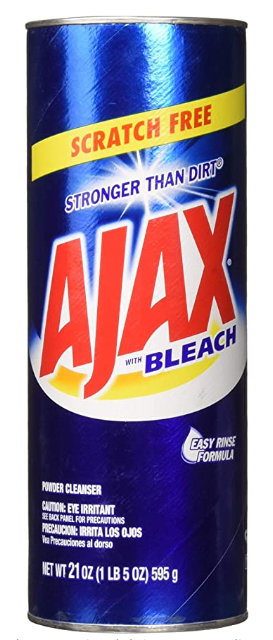 Ajax Cleanser 20/21 oz